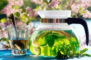 Травы для чая в вашем саду