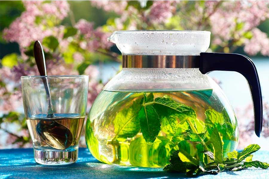 разные травы для чая