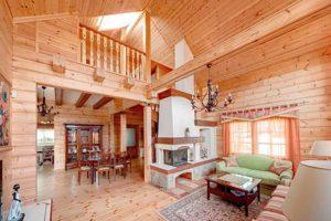 Комната в деревенском стиле или ретро-дизайн