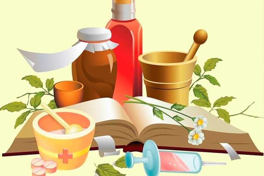 Народные средства защиты — Садовая аптечка для растений