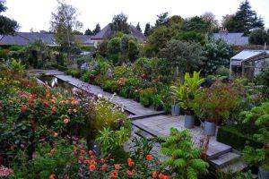 Сад в Ирландии - секрет красивого цветника